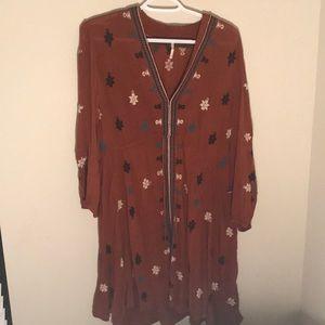 Dresses & Skirts - Free people dress/tunic